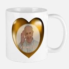 God Bless You Mug