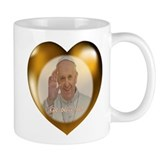 Pope francis Coffee Mugs