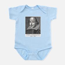 William Shakespeare Body Suit