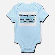 Pennsylvania Aeronautical Engineer Body Suit