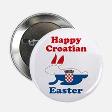 "Croatian Easter 2.25"" Button (10 pack)"