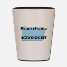 Pennsylvania Agrologist Shot Glass