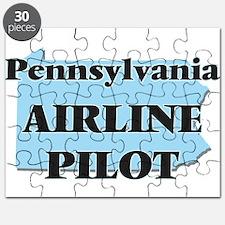 Pennsylvania Airline Pilot Puzzle