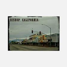 Funny Sierra city Rectangle Magnet