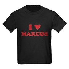 I LOVE MARCOS T