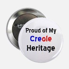"creole heritage 2.25"" Button"