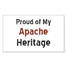 apache heritage Bumper Stickers