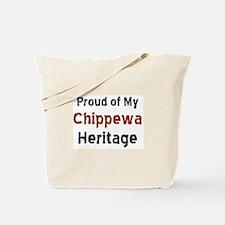 chippewa heritage Tote Bag