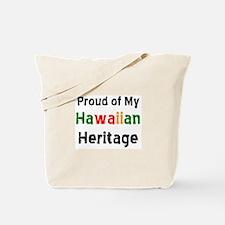 hawaiian heritage Tote Bag