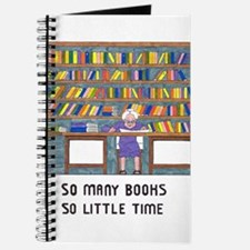 So Many Books so little time Journal