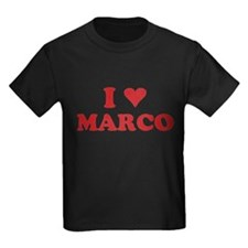 I LOVE MARCO T