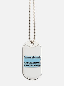 Pennsylvania Applications Programmer Dog Tags