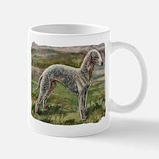 Vintage Bedlington Terrier Mug