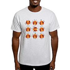 Unique Twelve 12 days hours of christmas xmas x mas holid T-Shirt