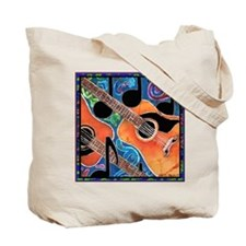 Guitar<br> Tote Bag