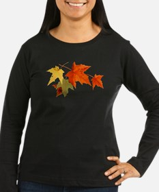 Autumn Colors - One Side T-Shirt