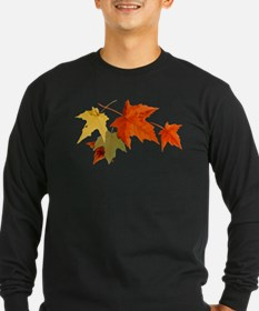 Autumn Colors - One Side T