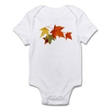 Autumn Colors - One Side Infant Bodysuit