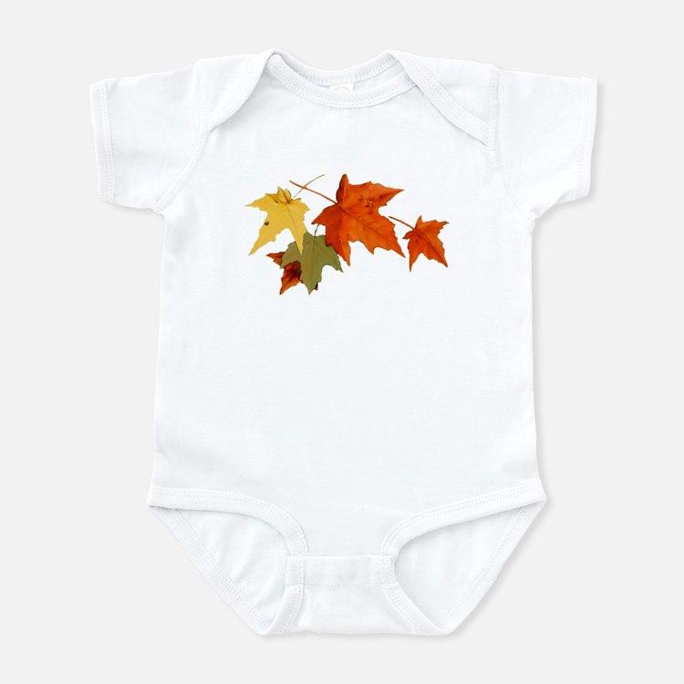 Autumn Colors - One Side Infant Bodysuit
