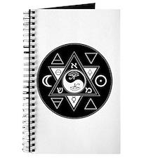 New Hermetics Seal Black on White Journal
