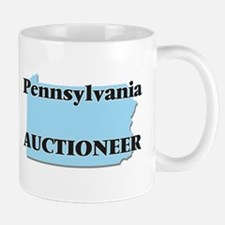 Pennsylvania Auctioneer Mugs