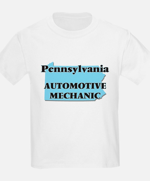 Pennsylvania Automotive Mechanic T-Shirt