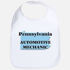 Pennsylvania Automotive Mechanic Bib