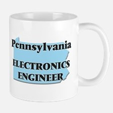 Pennsylvania Electronics Engineer Mugs