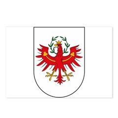 Tyrol Coat of Arms Postcards (Package of 8)