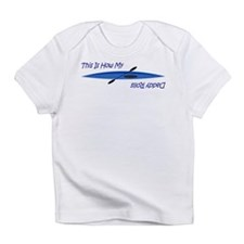 Cute Kayak Infant T-Shirt