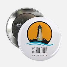 """Santa Cruz California CA Li 2.25"""" Button (10 pack)"""
