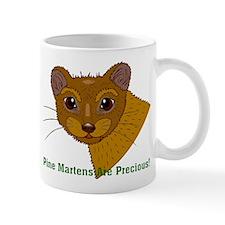 Pine Martens are Precious Mug