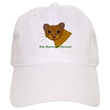 Pine Martens are Precious Baseball Cap