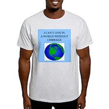 cribbage T-Shirt