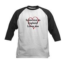 Loves me: England Tee