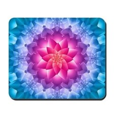 Blue Violet Mousepad