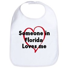 Loves me: Florida Bib