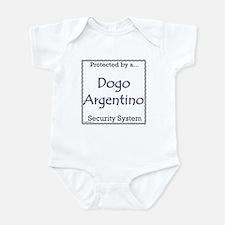 Dogo Security Infant Bodysuit