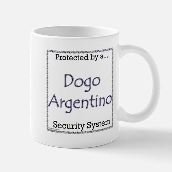 Dogo Security Mug