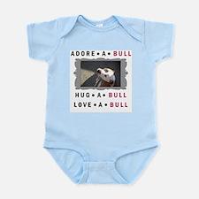 Adore A Bull Infant Creeper