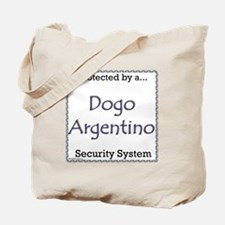 Dogo Security Tote Bag