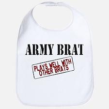 Army Brat - Plays well with o Bib