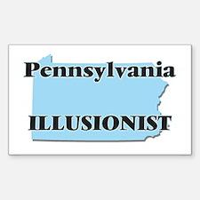 Pennsylvania Illusionist Decal