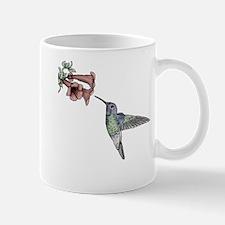 Hummingbird (in color) Mugs
