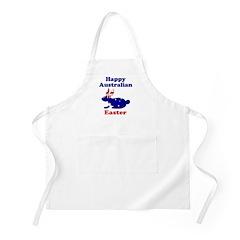 Australian Easter BBQ Apron