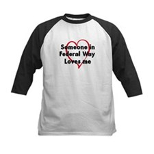 Loves me: Federal Way Tee