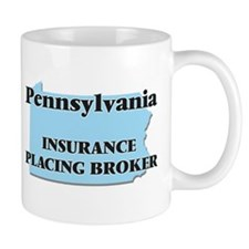 Pennsylvania Insurance Placing Broker Mugs