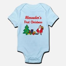 First Christmas Body Suit