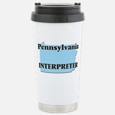 Pennsylvania Interprete Travel Mug