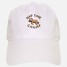 Nap Time Champ Baseball Baseball Baseball Cap